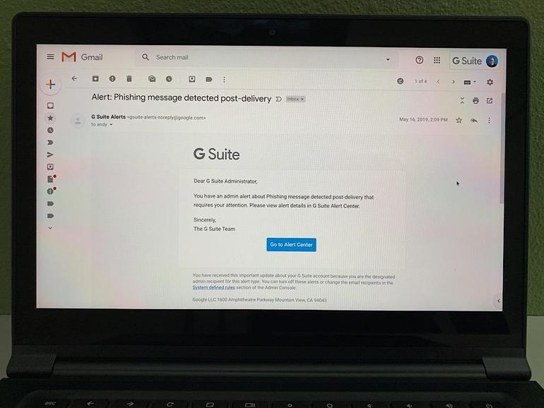 How to respond to phishing emails: 6 steps for G Suite admins